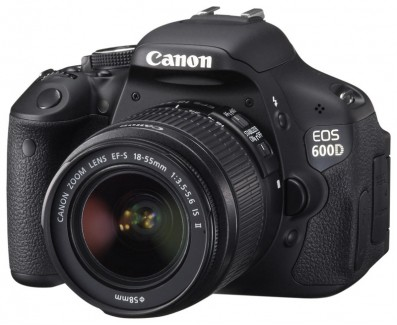 Canon EOS 600D (Rebel T3i)