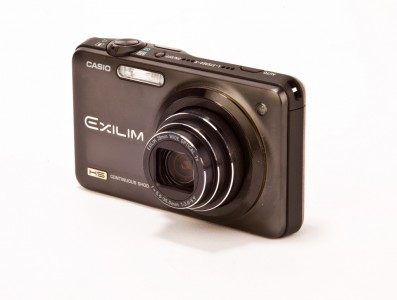 Casio EX-ZR10 product shots