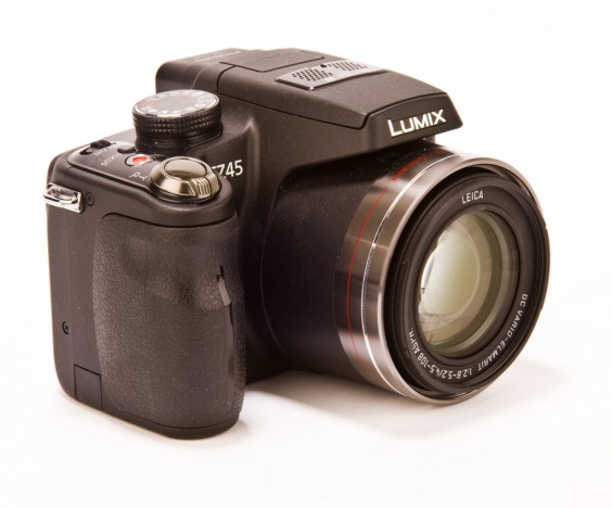Panasonic Lumix FZ45 Product Shots
