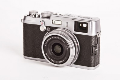Fujifilm FinePix X100 product shot