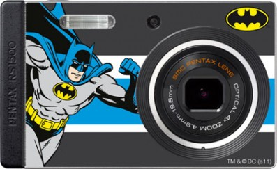 Pentax Optio RS1500 DC Comics 
