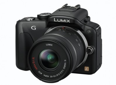 Panasonic G3 Released