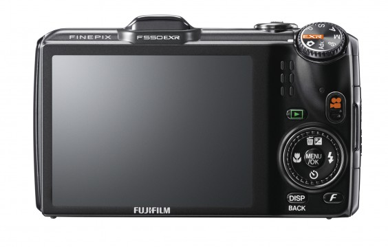 Fujifilm FinePix F550EXR