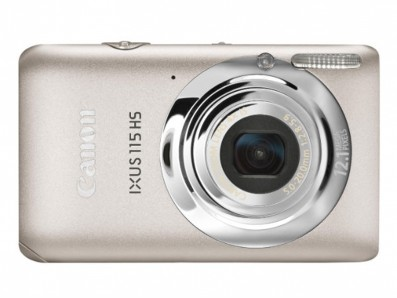 Canon IXUS 115 HS 2 | Review | What Digital Camera