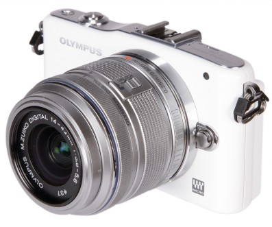 Olympus E-PM1 3Q | News | What Digital Camera