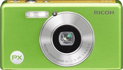 Ricoh PX front
