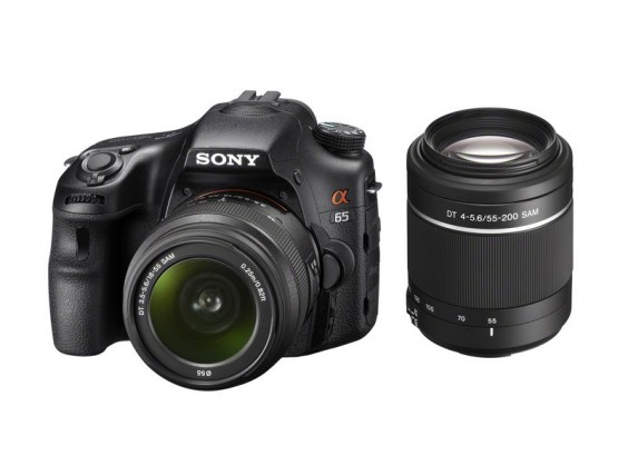 Sony a77 and a65 launcged