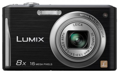 Panasonic Lumix FS37 Front