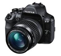 Fujifilm X-S1 released