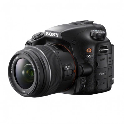 Sony A65 product images