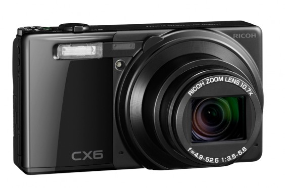 Ricoh CX6 4 | Reviews | What Digital Camera