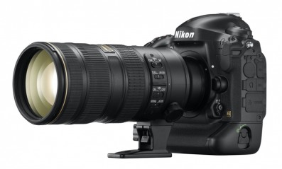 Nikon D4 product image