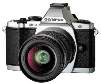 Olympus OM-D review product image