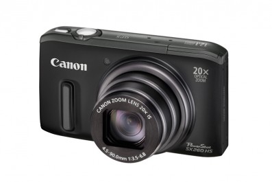 Canon PowerShot SX260HS 1 | Reviews | What Digital Camera