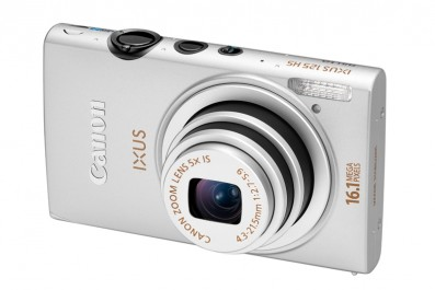 Canon IXUS 125 HS 4 | Reviews | What Digital Camera