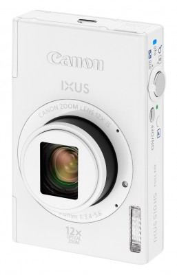 Canon IXUS 510HS 4 | Reviews | What Digital Camera