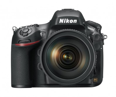Nikon D800E product image