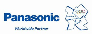 Panasonic Olympic Games Logo