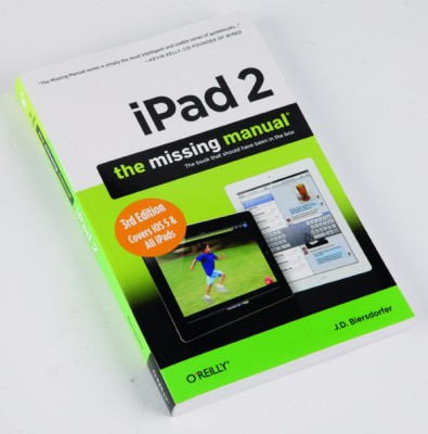 iPad2 missing manual