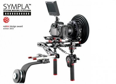 Manfrotto SYMPLA video rigs