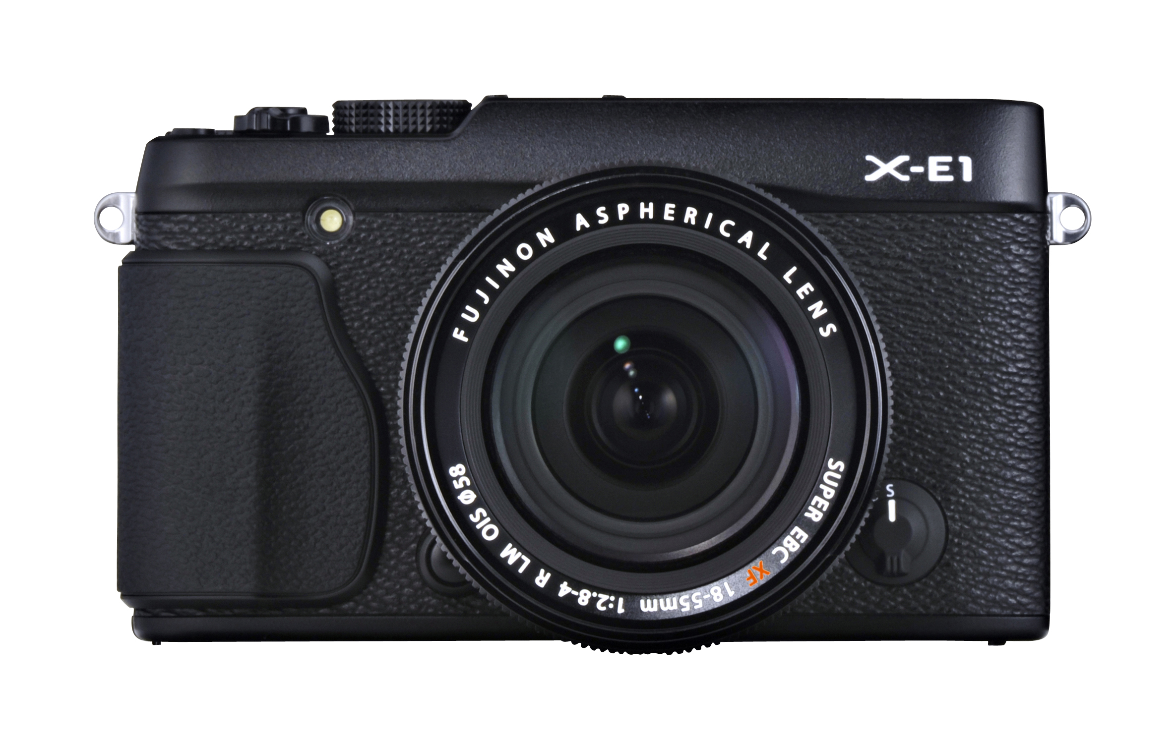 its X series with a new interchangeable lens model, the X-E1