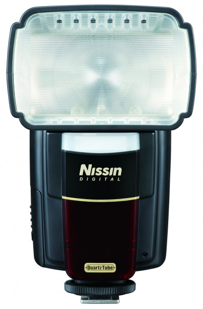 Nissin MG800 flashgun