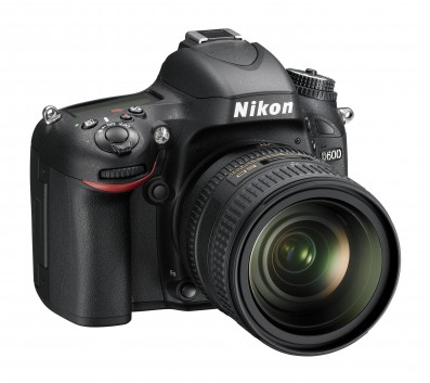 Nikon DSLR Product Image