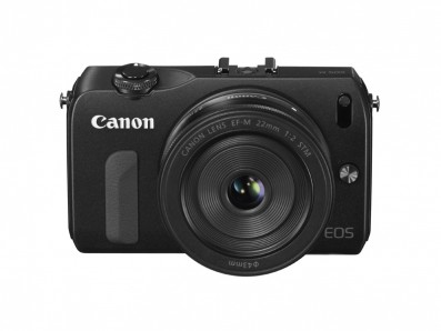 Canon EOS M review product images