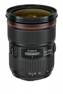 Canon 24-70mm f/2.8 II review