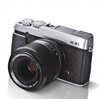 Fujifilm X-E1 product images