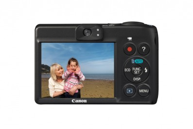 Canon PowerShot A1400 2 | News | What Digital Camera