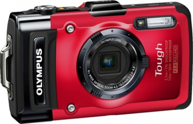Olympus TG2