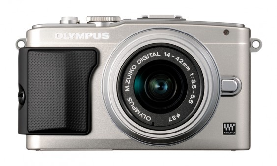 Olympus PEN E-PL5 product images