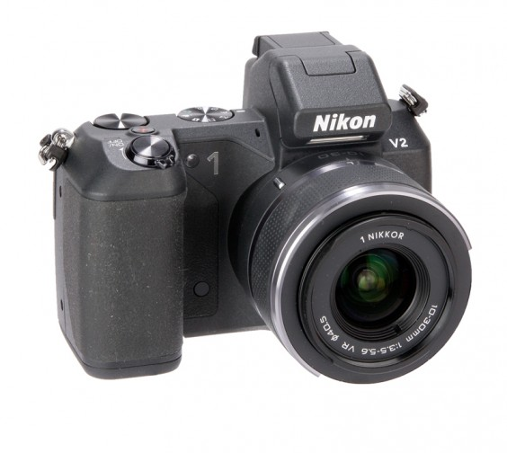 Nikon 1 V2 5 | Reviews | What Digital Camera