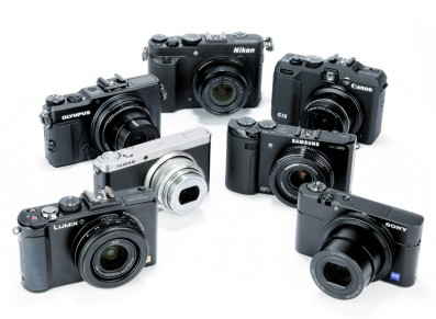 Enthusiast group test opener | Buying Advice | What Digital Camera