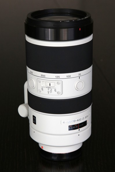 Sony Lens