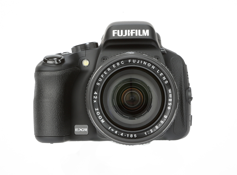 the fujifilm hs50 exr sits at the top of fuji s long zoom offerings