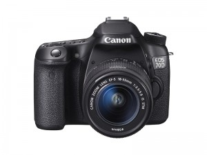 Canon EOS 70D product shot 10